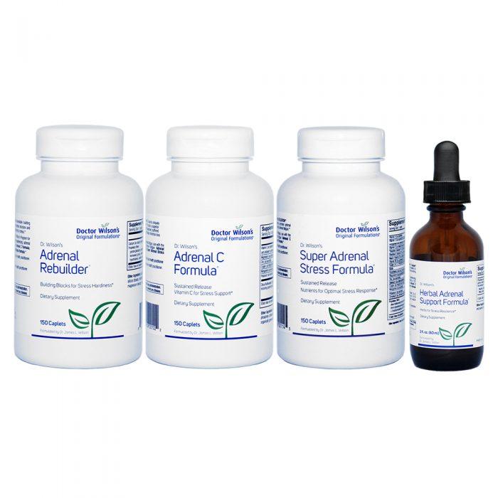 Adrenal Fatigue Protocol HASF