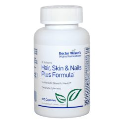 Hair, Skin & Nails Plus Formula